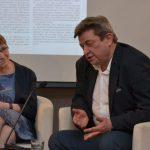 Prezentace knihy Hranicím navzdory, 25. dubna 2018, KVH