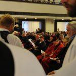 Mezi významnými hosty byla také praneteř kardinála Berana Danuše Kavinová-Brabcová