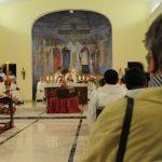 Hlavním celebrantem byl Jozef kardinál Tomko