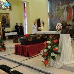 Mši na rozloučenou Říma s kardinálem Beranem celebroval Mons. Tomáš Holub