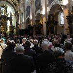 Shromáždění v Bazilice Panny Marie na Strahově