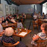 Prezentace knihy Do konce života, 7. června 2018, Café Kampus
