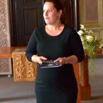 Vernisáž výstavy TGM to nikdy nebude mít lehké na Libeňském zámku