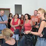 Den otevřených dveří ABS v budově na Branickém náměstí v Praze