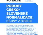 Představili jsme knihu Podoby československé normalizace