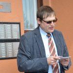 Historik Petr Mallota