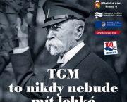 Zveme do Libeňského zámku na výstavu o TGM