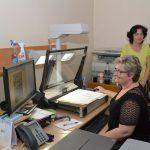 Prohlídka digitalizačního pracoviště