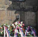 Uctili jsme památku parašutistů padlých v kryptě chrámu sv. Cyrila a Metoděje