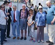 Českou republiku navštívili účastníci protestů proti invazi do Československa v roce 1968
