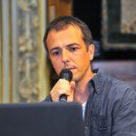 Adam Hradilek, jeden z autorů knihy