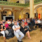 Prezentace knihy Židé v Gulagu, 20. září 2018, Židovské muzeum v Praze