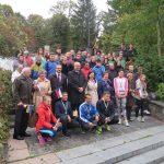 Závodu se zúčastnili studenti a studentky Fakulty sportu Univerzity Ivana Franka v Žytomyru.