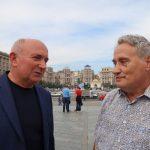 Jurij Makuch a Zorjan Popaďjuk