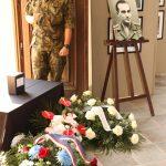 Vzpomínka na generálmajora Miloše Knorra v Ivančicích, 20. září 2018