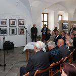 Na vzpomínkové akci hovořil také ředitel ÚSTR Zdeněk Hazdra