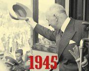 Vydali jsme knihu 1945. Konec války a obnova Československa