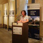 Blanka Mouralová - ředitelka odboru výzkumu a vzdělávání ÚSTR