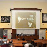 Vzpomínkový večer u příležitosti 50. výročí studentské okupační stávky