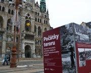 """Výstava """"Počátky teroru"""" v Liberci"""
