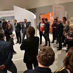 Vernisáž výstavy Případ Světlana v Národním památníku na Vítkově