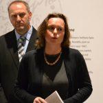 Blanka Mouralová, ředitelka odboru výzkumu a vzdělávání ÚSTR