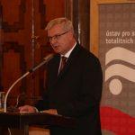 Místopředseda Senátu Ivo Bárek udělil záštitu slavnostnímu ceremoniálu.