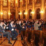 Slavnostní předávání Cen ÚSTR se konalo 12. listopadu 2018 v Senátu PČR.
