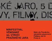 Výstava Praha objektivem tajné policie v rámci minifestivalu Padesát na pátou