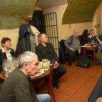 Prezentace Slovníku disidentů, Café Montmartre