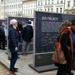 Vernisáž výstavy Jan Palach 1969/2019