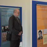 Výstava Za vaši a naši svobodu v prostorách Univerzity Pardubice