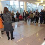 Vernisáž výstavy Za vaši a naši svobodu na Univerzitě Pardubice