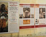 Výstava Diktatura versus naděje součástí konference Univerzity Udine
