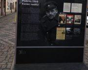 Výstava Jan Palach 1969/2019 ve Slaném
