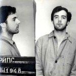 Vězeňská fotografie Elijahu Ripse z vyšetřovacího spisu KGB, Zdroj: Lotyšský státní archiv
