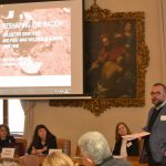 Ota Konrád, FSV UK (Zahájení konference Reshaping the Nation)