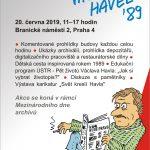 Pozvánka na Den otevřených dveří v ABS, Praha-Braník