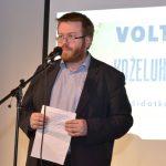 Historik Michal Pehr, editor publikace S odvahou k pravdě