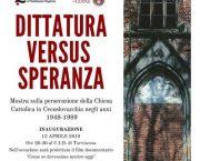 Výstava Diktatura versus naděje v italském městě Torviscosa