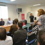 Druhý blok, diskuse s publikem