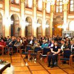 Publikum úvodní debaty