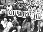 K 30. výročí sametové revoluce pořádáme konference, výstavy i koncerty