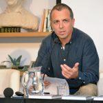 Adam Hradilek představuje třetí díl knihy Čechoslováci v Gulagu