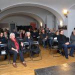 Prezentace knihy Čechoslováci v Gulagu, 10. prosince 2019