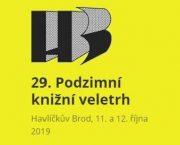 Ústav pro studium totalitních režimů na 29. podzimním knižním veletrhu v Havlíčkově Brodě