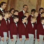 Předání cen doprovodilo vystoupení chlapeckého sboru Pueri gaudentes
