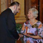 Cenu ÚSTR v roce 2019 obdržela také Miloslava Števichová