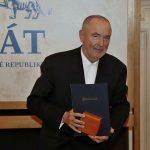 Zvláštní poděkování ředitele ÚSTR obdržel Richard Čemus