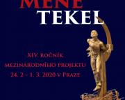 "Výstava ""TGM to nikdy nebude mít lehké"" na festivalu Mene Tekel 2020"